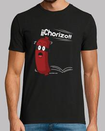 chorizo (couleurs foncées recommandé)