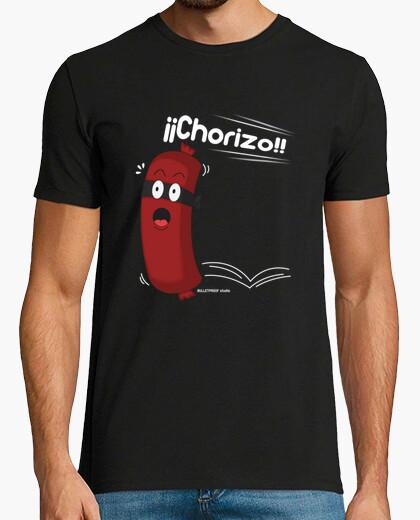Camiseta Chorizo (Recomendado colores oscuros)