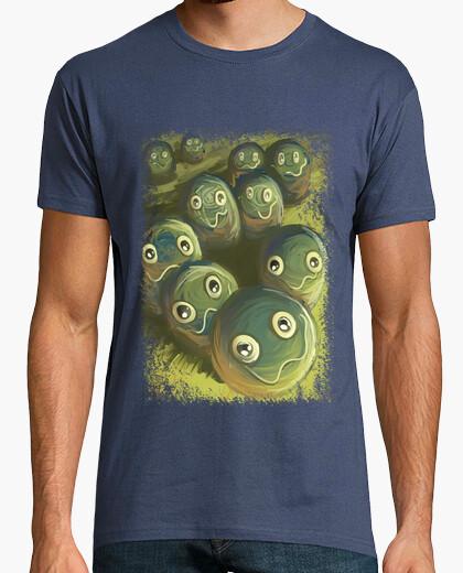 Tee-shirt choses cachées