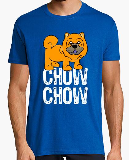 Camiseta CHOW CHOW