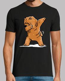 chow dog chow dab!