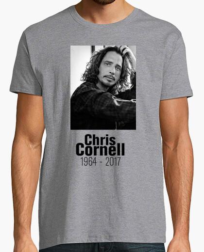 Camiseta Chris Cornell