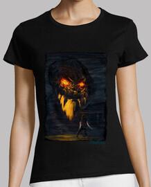 christall - t-shirt da donna