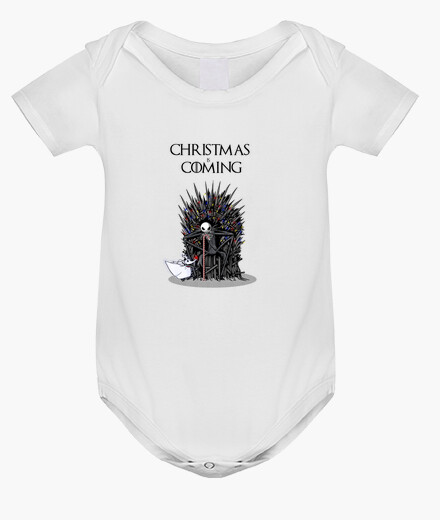 Ropa infantil Christmas is coming Baby