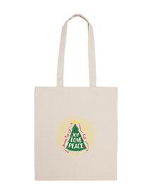 Christmas peace tree
