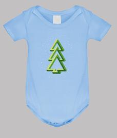 christmas tree - fir tree - optical eff