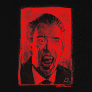 christopher lee 39s dracula T-shirts