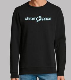chromosp ace di logo ers black