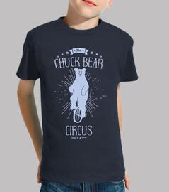 Chuck Bear chiara ES T/shirt Nino Blue
