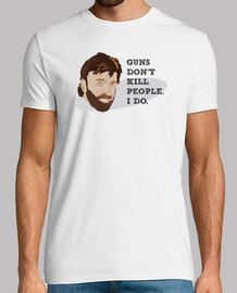 Chuck Norris - Guns Don't Kill People. I Do.