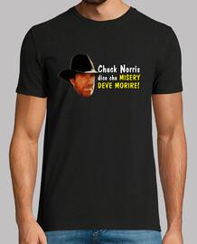 Chuck Norris - Misery