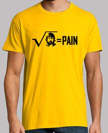 Chuck Norris = Pain