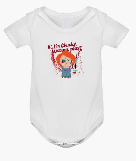 Ropa infantil Chucky