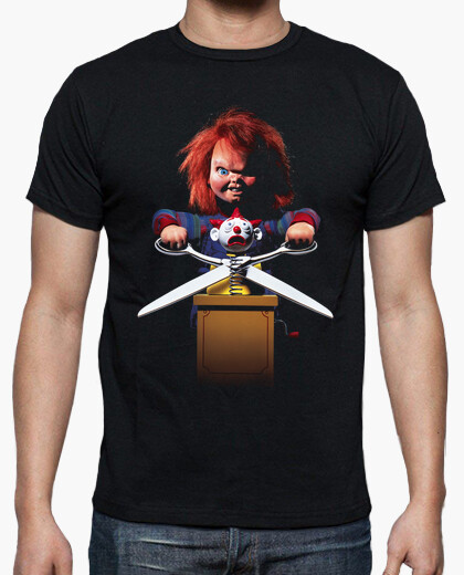 Chucky Child's Play 1988 Horror Movie T-shirt