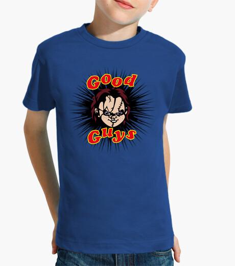 Ropa infantil Chucky is a good guy (celeste)