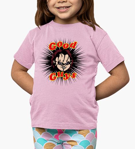 Ropa infantil Chucky is a good guy (rosa)