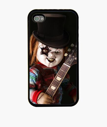 Funda iPhone Chucky Rock