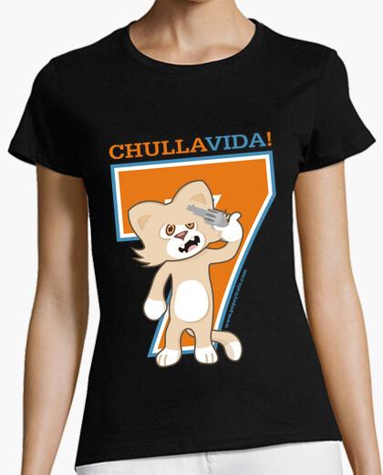 Tee-shirt chulla (sa) vie