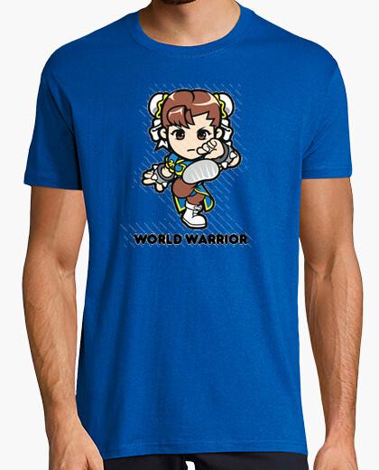Camiseta chun li