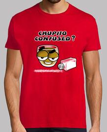 Chupito Confused? Chico Manga Corta