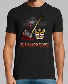 Chupito Loco DJ Wanted Chico Manga Corta