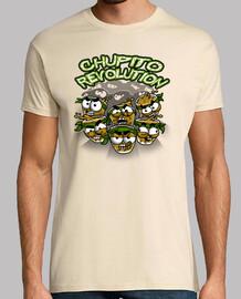 Chupito Revolution Chico Manga Corta