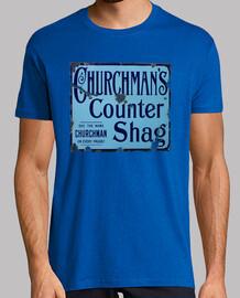 Churchman s Counter Shag