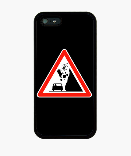 Chute - Coque iPhone