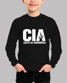 CIA (Celte In Armorica) - enfant manche longue
