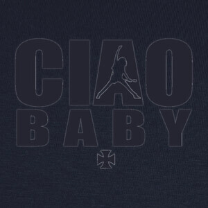 Tee-shirts ciao baby blue