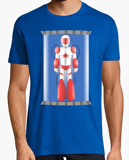 Camiseta Cíborg