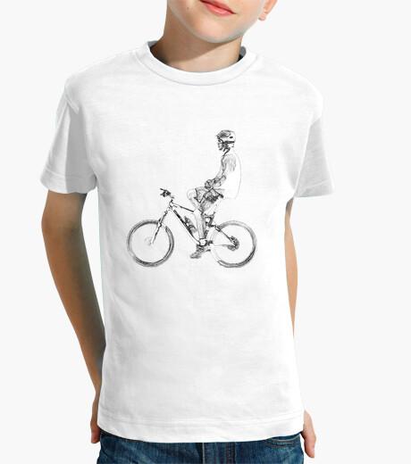 Abbigliamento bambino ciclista