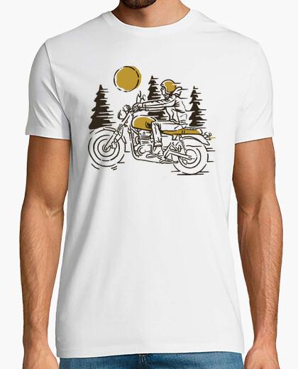 Camiseta ciclista clásico