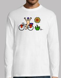 ciclista (n)