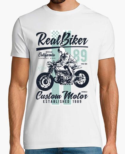 Camiseta ciclista real