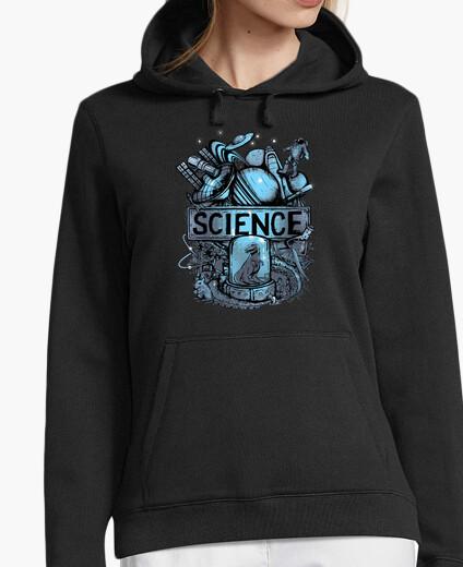 Sudadera ciencia