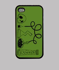 Ciencia - iPhone 4 (4S)
