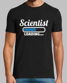 científico cargando