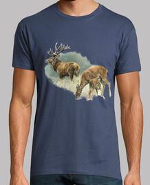 Ciervos ibéricos