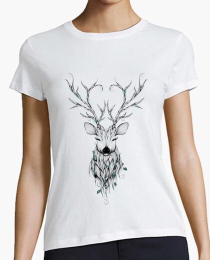 Camiseta ciervos poéticas