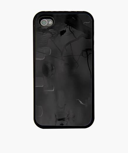 Coque iPhone cimetière