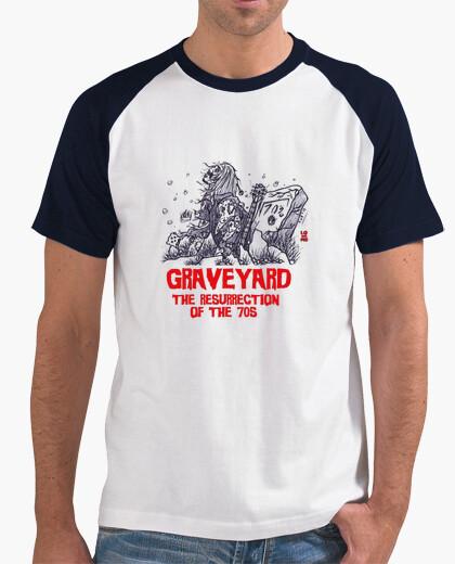 T-shirt cimitero