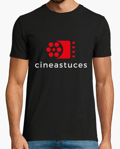 Cineastuces logo t-shirt