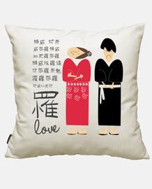 cinesi innamorati