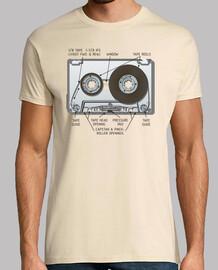 Cinta cassette