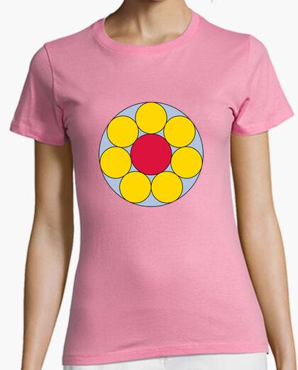 Camiseta Circle Flower