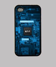 Circuito electrónico iPhone