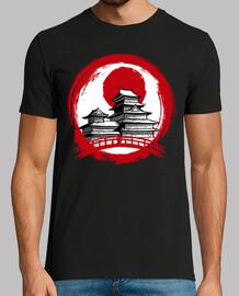 Circulo rojo templo