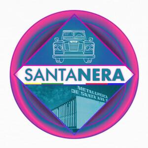 Camisetas Circulo SANTANERA Metalúrgica Santa Ana
