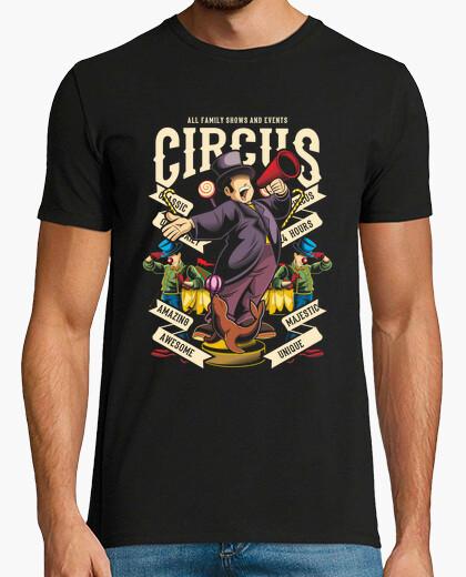 Camiseta Circus